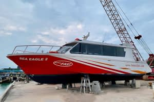 MV Sea Eagle 2