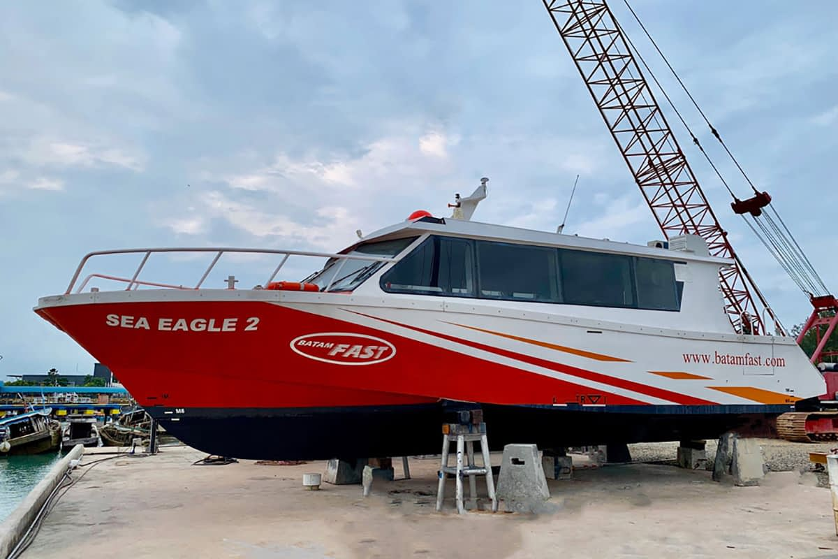 MV Sea Eagle 2