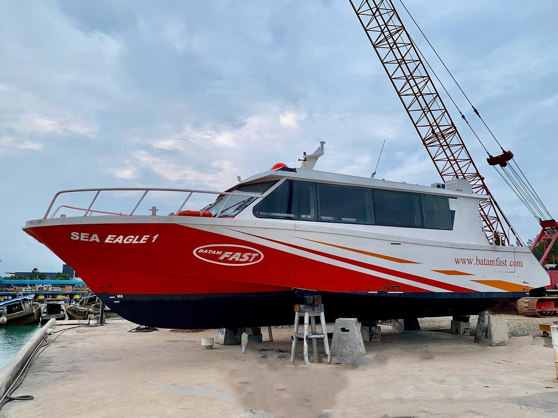 MV Sea Eagle 1