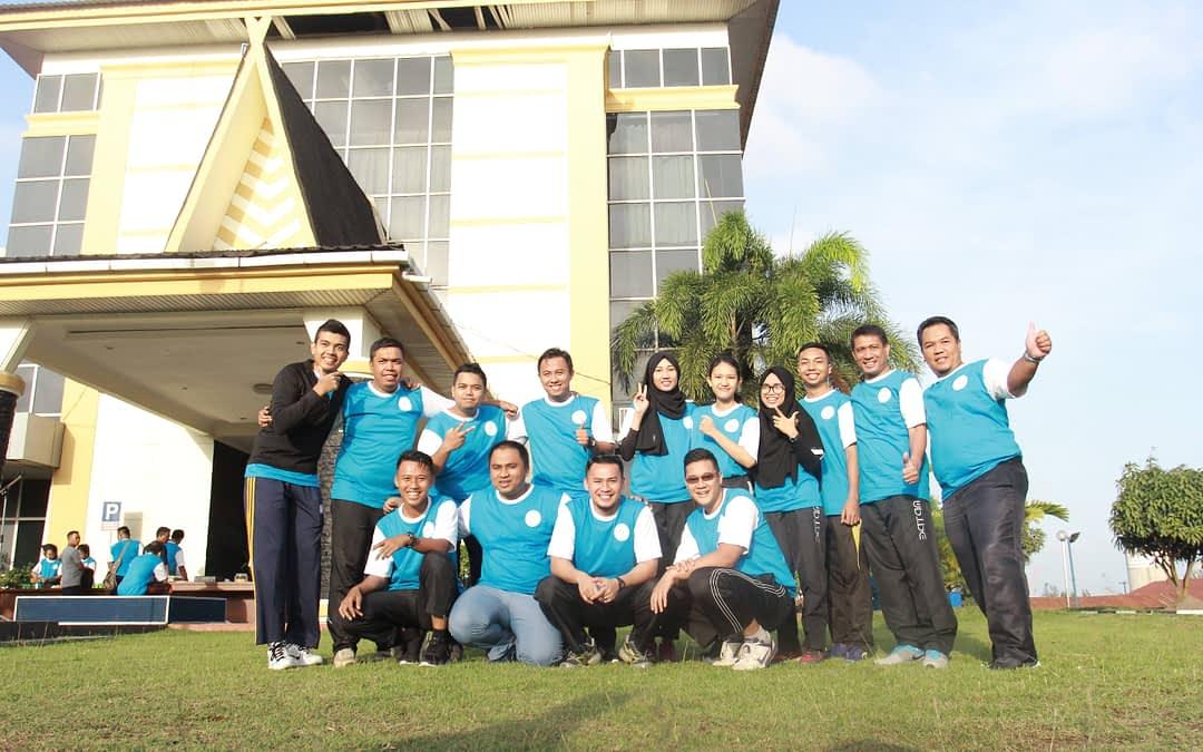 Customs Fun Games & Cooking Challenge KPU Day ke-9