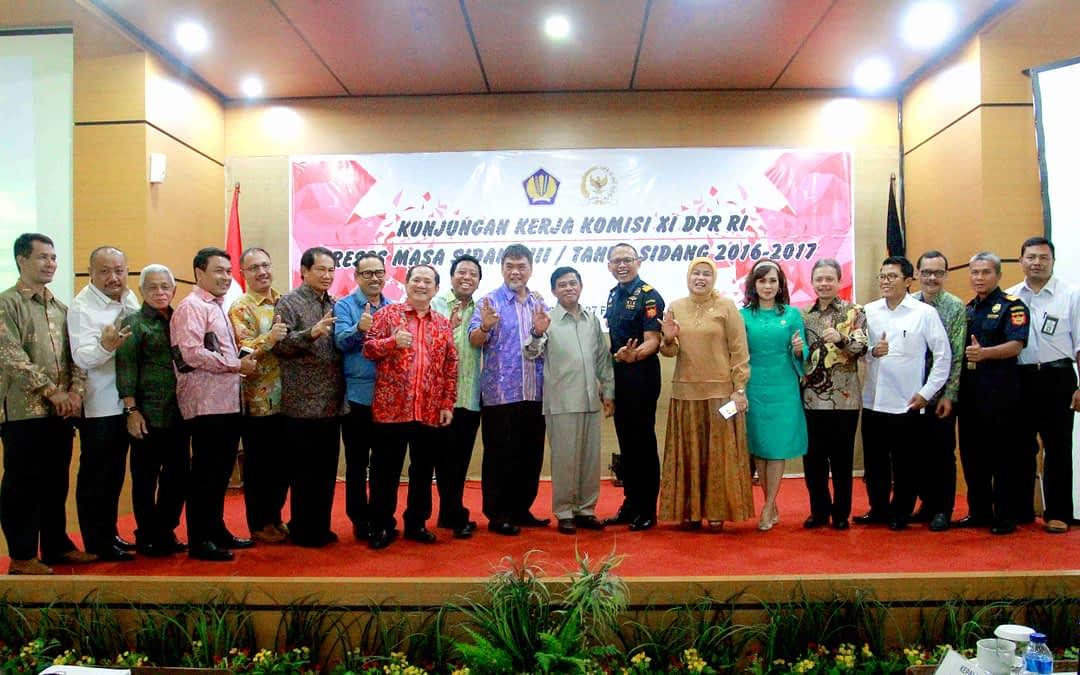 Kunjungan Kerja Komisi XI DPR RI