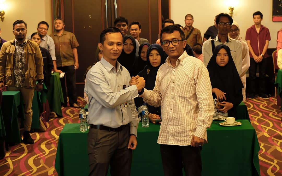 PT POS INDONESIA MENGUNDANG BEA CUKAI BATAM