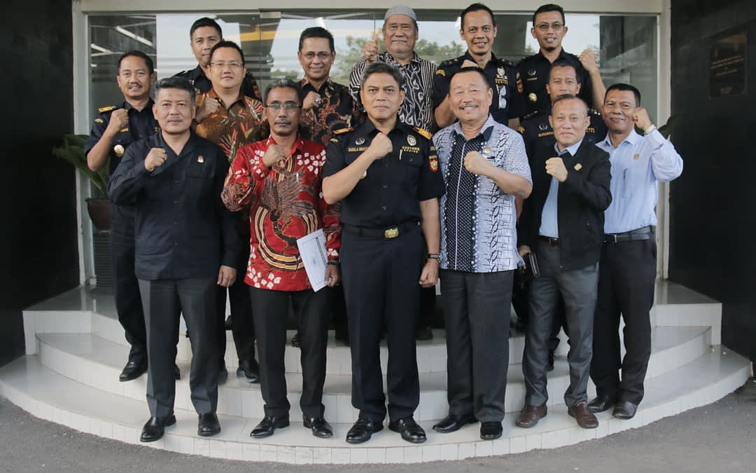 DPRD Provinsi Kepri Komisi I Berkunjung ke Beacukai Batam