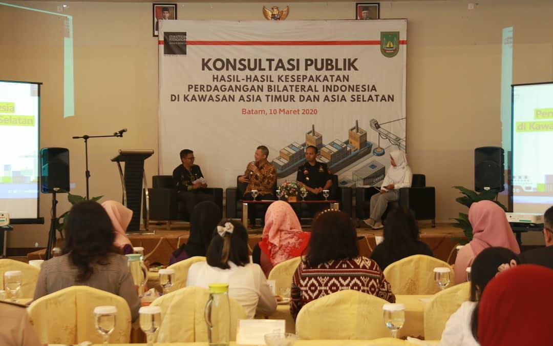 Ekspor Semakin Mudah dengan Fasilitas, Indonesia Maju Makin Berkualitas