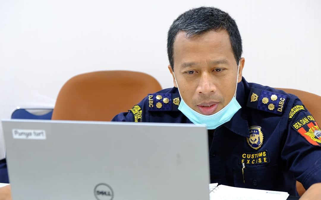 Bea Cukai Batam Laksanakan Sosialisasi Kedua tentang Pengendalian IMEI kepada PJT di Batam