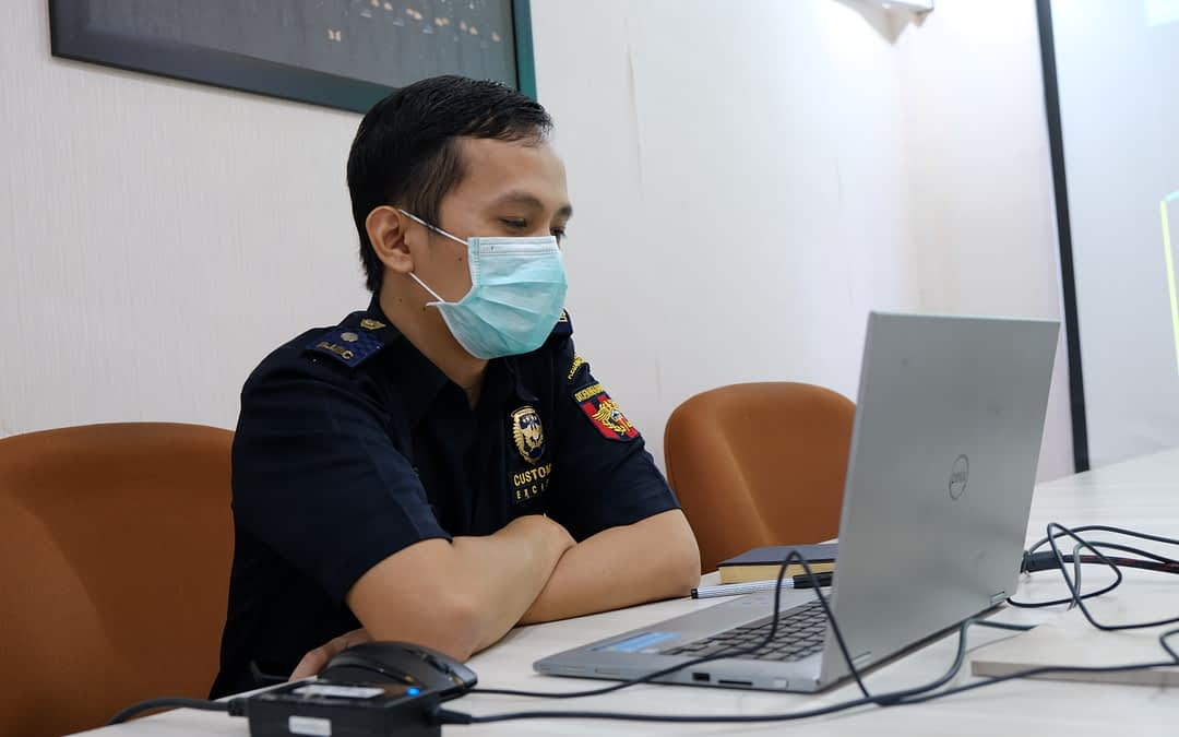 Bea Cukai Batam Lakukan Sosialisasi Pengendalian IMEI kepada Media Massa di Batam