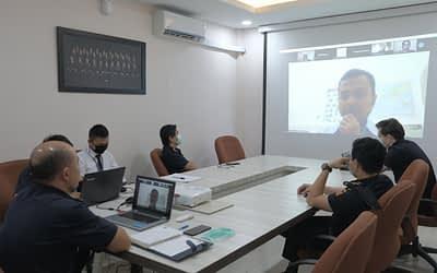 Sosialisasi PMK Nomor 216 Tahun 2019 tentang Angkut Terus dan Angkut Lanjut Barang Impor atau Barang Ekspor